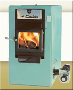 PSG Caddy Wood and Oil Combination Furnace