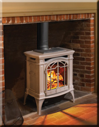 Napoleon Gas Stoves from Hawley's Plumbing and Heating in Bancroft